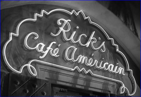 Rick's Café Américain, Casablanca