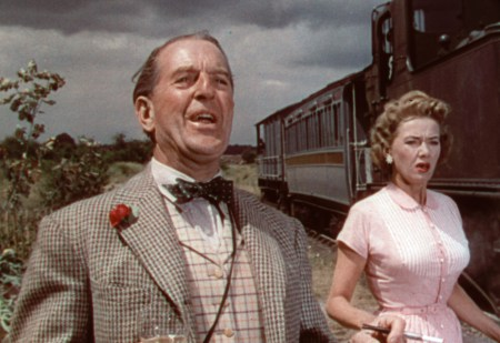 Stanley Holloway in The Titfield Thunderbolt