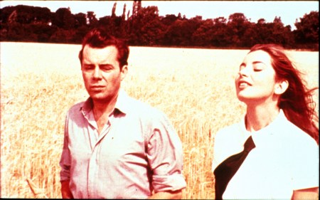 Dirk Bogarde, Jacqueline Sassard, Accident (1967)