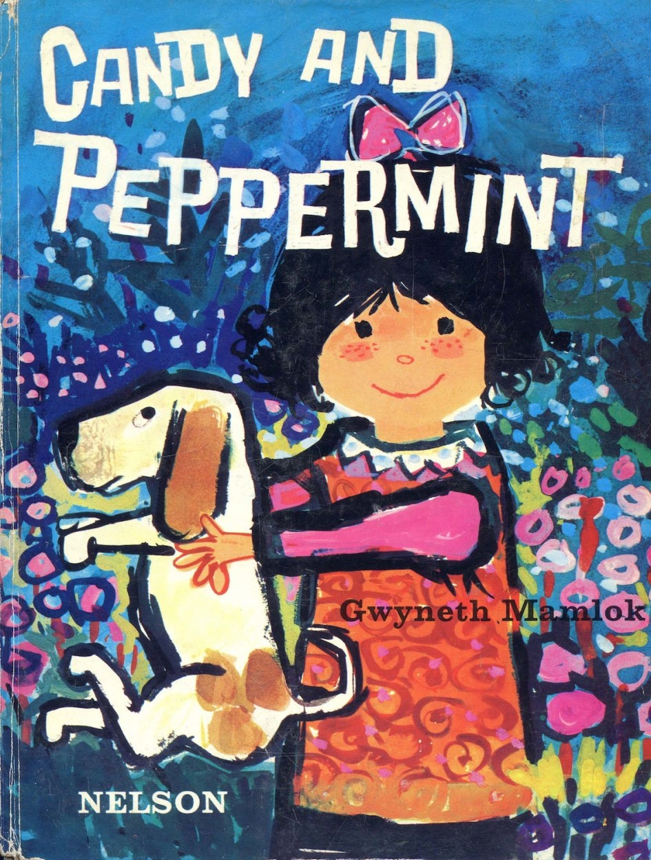 Candy and Peppermint by Gwyneth Mamlok