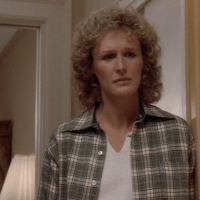 When Glenn Close had the edge
