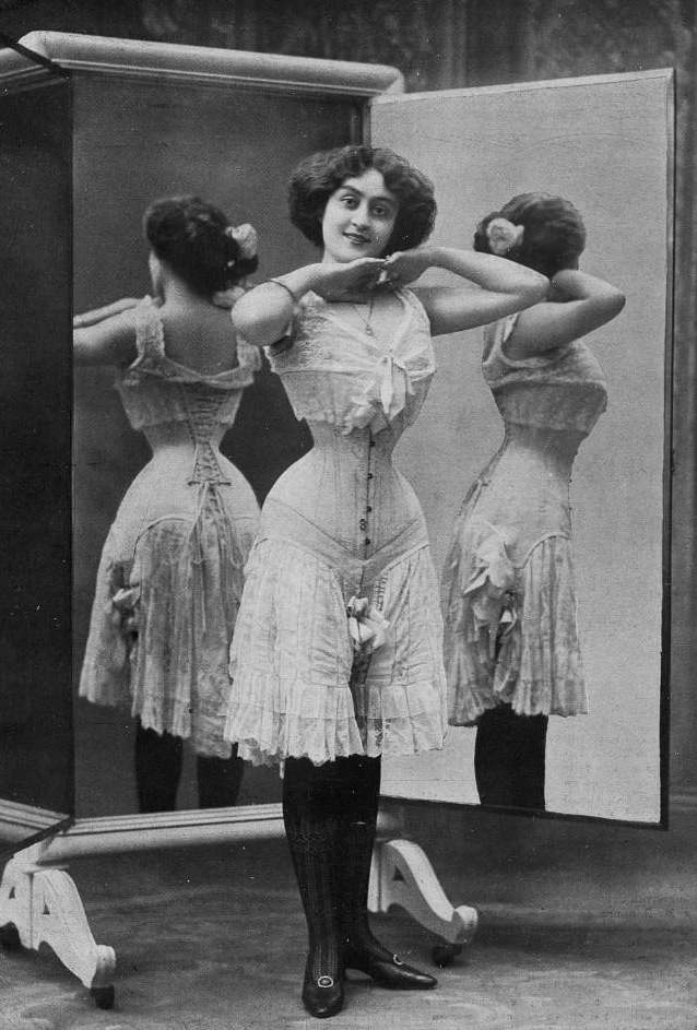 Basking in Beautiful French Fashion from 1908  Susanna Ives