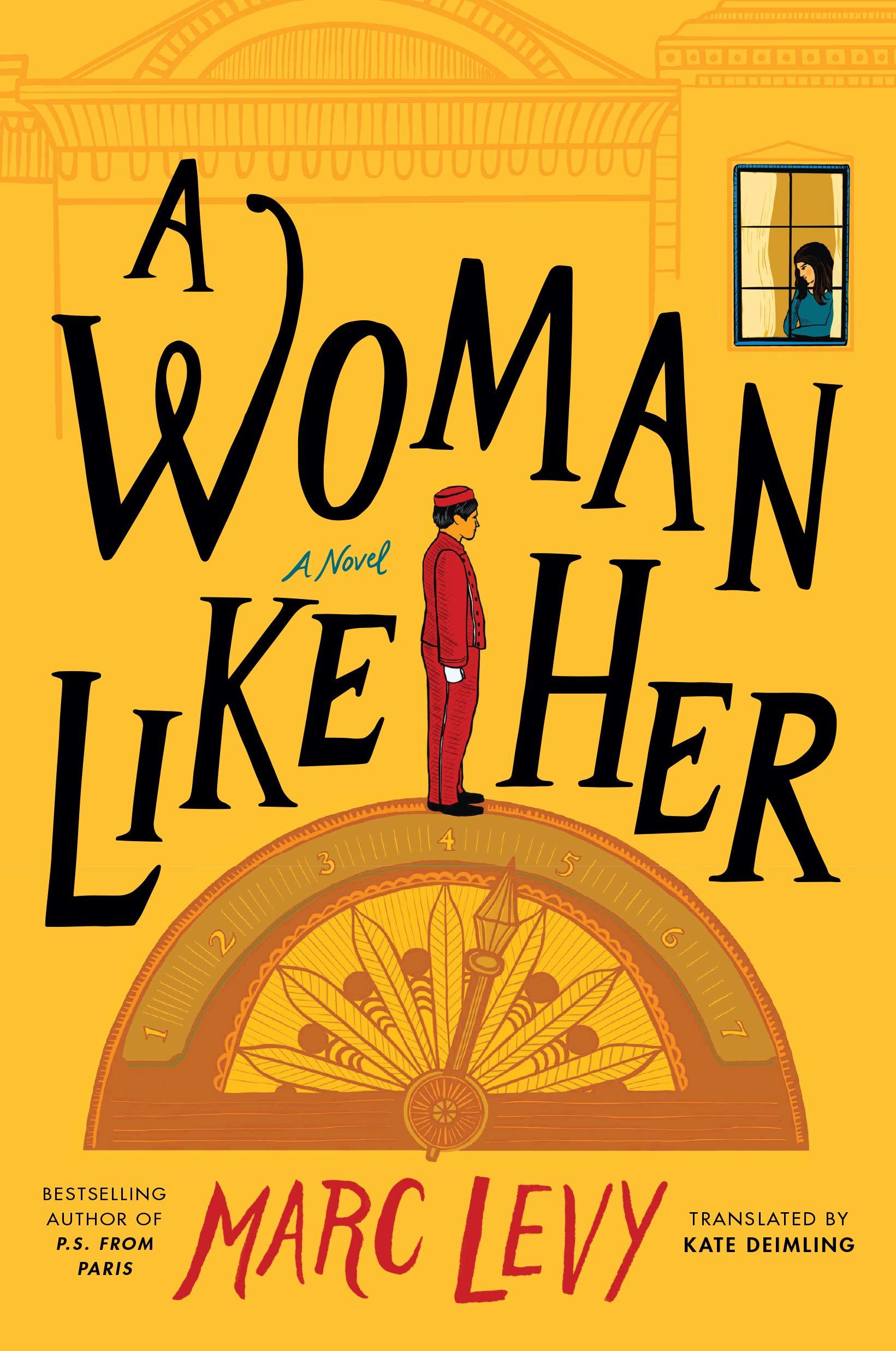 Une Fille Comme Elle Marc Levy : fille, comme, Woman, Susanna, Associates