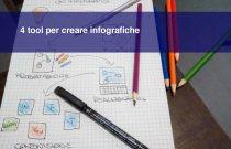 4 tool gratuiti e 5 passi  per creare infografiche