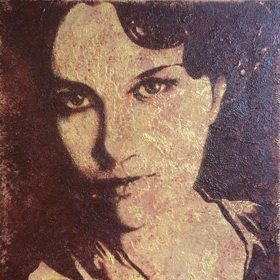Visual artist Susanna-Seriola-Vesa | Sylvia