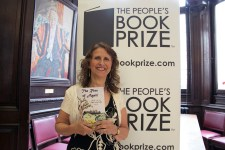 Susan Navas at The People's Book Prize