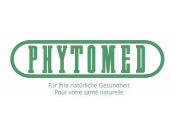 Ein Bild des Phytomed-Logos