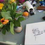 Montags Marlies Blumenstrauß - Foto von Susanne Haun