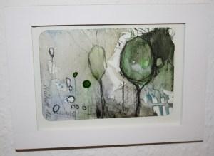 Conny Niehoff - Cocolinchens 10 x 15 cm Aryl auf Papier (3)