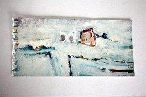 Conny Niehoff Landschaft 10 x 20 cm