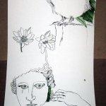 Ausschnitt Rolle Zeichnung Susanne Haun (1m)