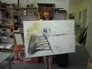 Gerda sucht Kai von Conny Niehoff - 70 x 100 cm