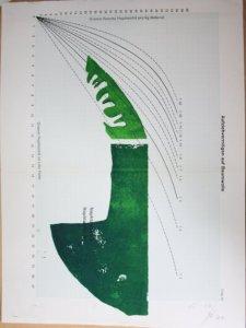 Jürgen Küster Linoldruckserie Engel 24 x 32 cm (3)
