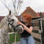 Ich mit Prince - Foto von Maike Josupeit