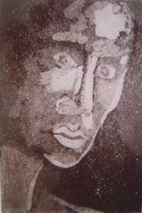 2010 Jahresgabe 1 - Aquatinta von Susanne Haun - 15 x 10 cm