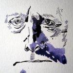 Entstehung Zeichnung Max Beckmann von Susanne Haun