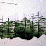 Ausschnitt Tannen - Susanne Haun