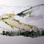 Ausschnitt Landschaft - Susanne Haun