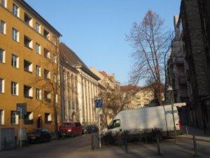 Hier bin ich zur Grundschule gegangen - Foto von Susanne Haun