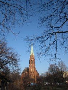Nazarethkirche, Berlin Wedding - Foto von Susanne Haun