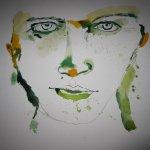 Ein Gesicht entsteht - Susanne Haun