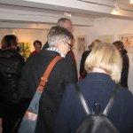 Ausstellungseröffnung in der Galerie am Michel - Foto von Susanne Haun