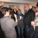 Wieder ein Blick zu den Bloggern und Facebooklern - Foto von Susanne Haun