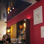 An der Bar hängt mein Skorpion - Foto von Susanne Haun