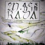 Titelblatt - Zeichnung von Susanne Haun - 40 x 30 cm - Tusche auf Bütten