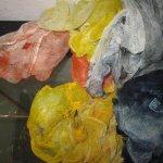 Ich mag die Farbigkeit der Wischtücher - Foto von Susanne Haun