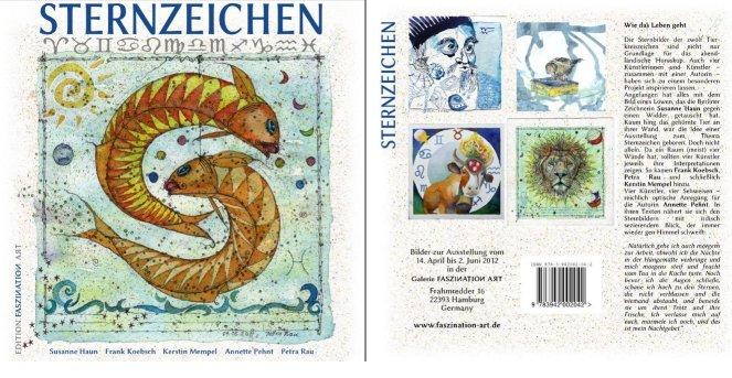 Buchcover Sternzeichen