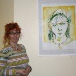 Zeichnungen Hängen - Foto von Cordula Syhre