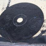 Die schwarze Farbe färbt nicht nur die DVD sondern auch meine Hände - Susanen Haun