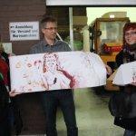 7 Veneto Roll von Hahnemühle (c) mit Zeichnung von Susanne Haun