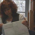 Entstehung Sockel Glasobjekt Gebrüder Lilienthal (c) Susanne Haun
