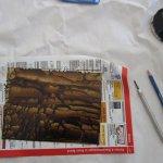 Abdecken der Platte mit Ätzgrund (c) Susanne Haun