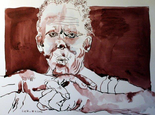 Kuba (c) Zeichnung von Susanne Haun