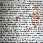 Skizze auf dem Buch Henoch (c) Skizze von Susanne Haun