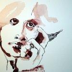 Oscar Wilde (c) Susanne Haun