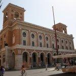 Postgebäude in Forlì (c) Foto von Susanne Haun
