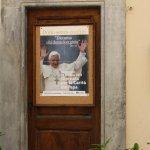 Der Pabst ist überall (c) Foto von Susanne Haun
