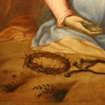 Detail Deposizione dalla scroce (c) Foto von Susanne Haun
