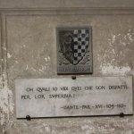 Auf den Mauern des Palazzo Vercchio (c) Susanne Haun