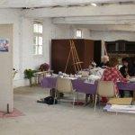 Ein Blick ins Atelier am letzten Tag (c) Foto von Susanne Haun