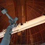 Der große Refraktor (c) Foto von Susanne Haun