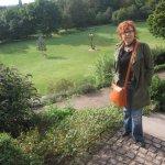 Ich in der Karlsaue (c) Foto von A.Haun