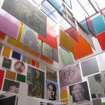 Yan Leis Rauminstallation mit 360 Bildern