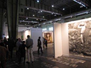 Schon der Eingangssbereich der preview gefiel mir (c) Foto von Susanne Haun