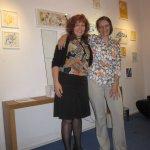 Carola Muysers und ich (c) Foto von Ulrich Glause