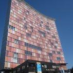 Gebäude der gsw Rudi Dutschke Straße (c) Foto von Susanne Haun